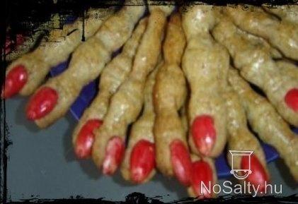 Boszorkány ujjak