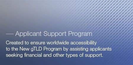 Applicant Support Program Update The Support Application Review Panel (SARP) evaluated applications for financial assistance and determined those that met the eligibility requirements outlined in the New gTLD Financial Assistance Handbook.