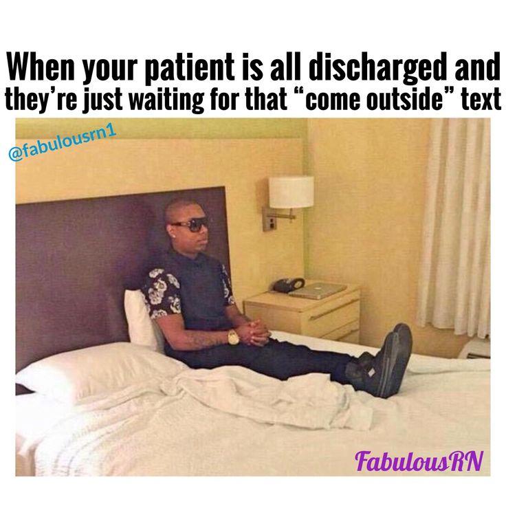 Nurse humor. Nursing meme. FabulousRN