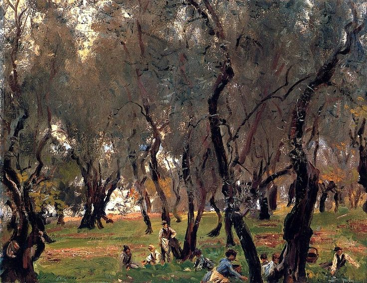 Sargent - The Olive Grove