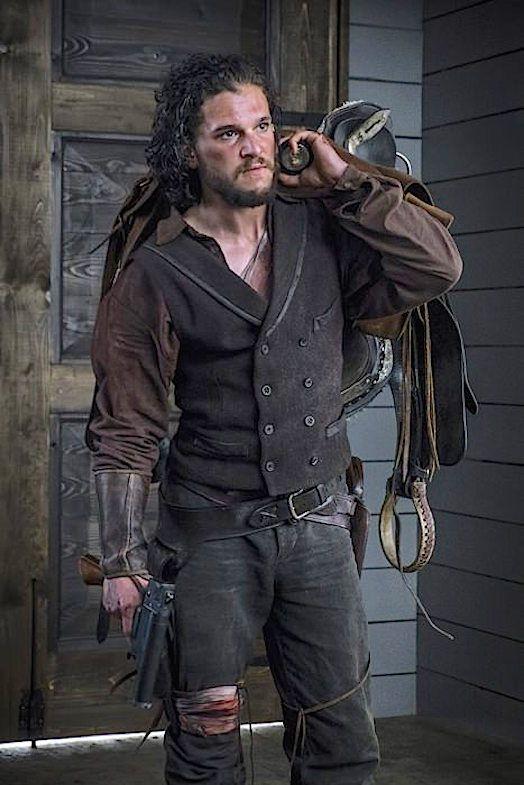 Kit Harington as Samuel - Brimstone