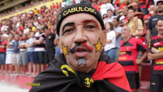 Unbelievable organ donor campaign from a soccer club in Brazil- Immortal Fans Sport Club Recife