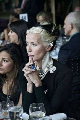 Daphne Guinness - always fascinating