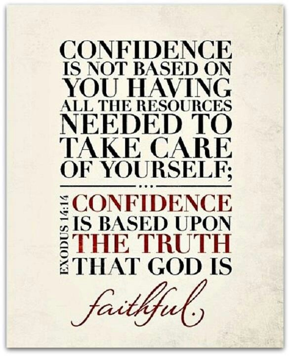 God is Faithful: