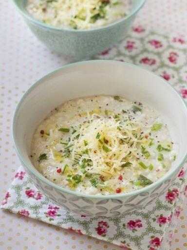 Soupe aux flocons d avoine