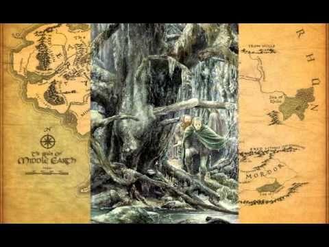 Rozhlasová hra Pán Prsteňov Dve Veže 2. Gandalfov Návrat