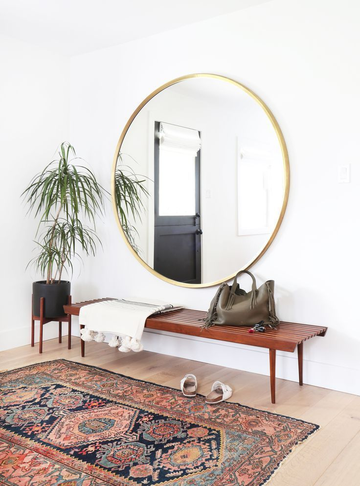 Small entrance ways for your small apartment.