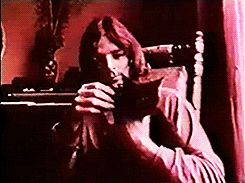 more relics — johnentwlstle: Richard Wright playing with a cat