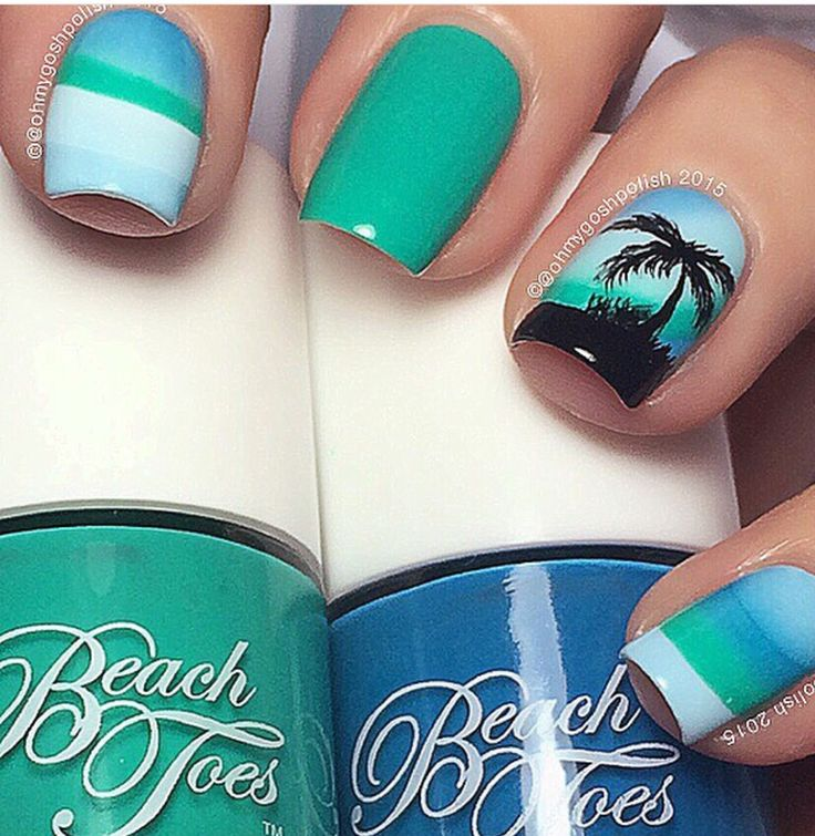 364 best summer images on Pinterest | Nailed it, Nail arts and Nail ...