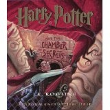 Harry Potter and the Chamber of Secrets (Book 2) (Audio CD)By J. K. Rowling