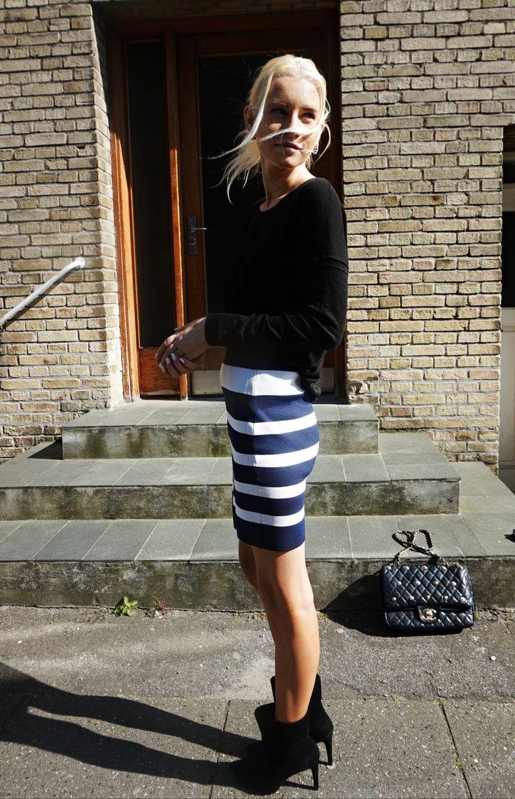 Blue Sky - Blue Skirt