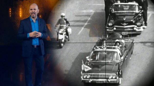 "▶ Estulin: ""El asesinato de Kennedy está repleto de símbolos ocultos"" | RT"