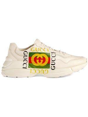 b652ed642d Men's Designer Sneakers - Farfetch | Sneakers in 2019 | Gucci shoes ...