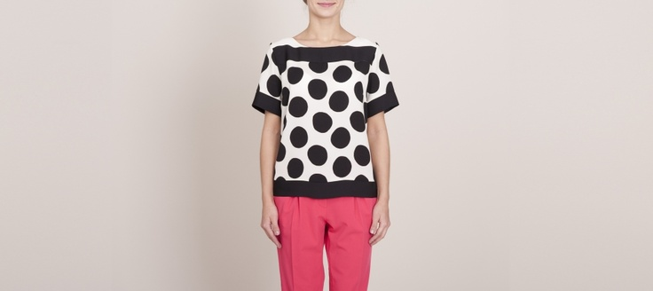 #Blouses from #ECHO Fashion - find more on www.echoshop.pl