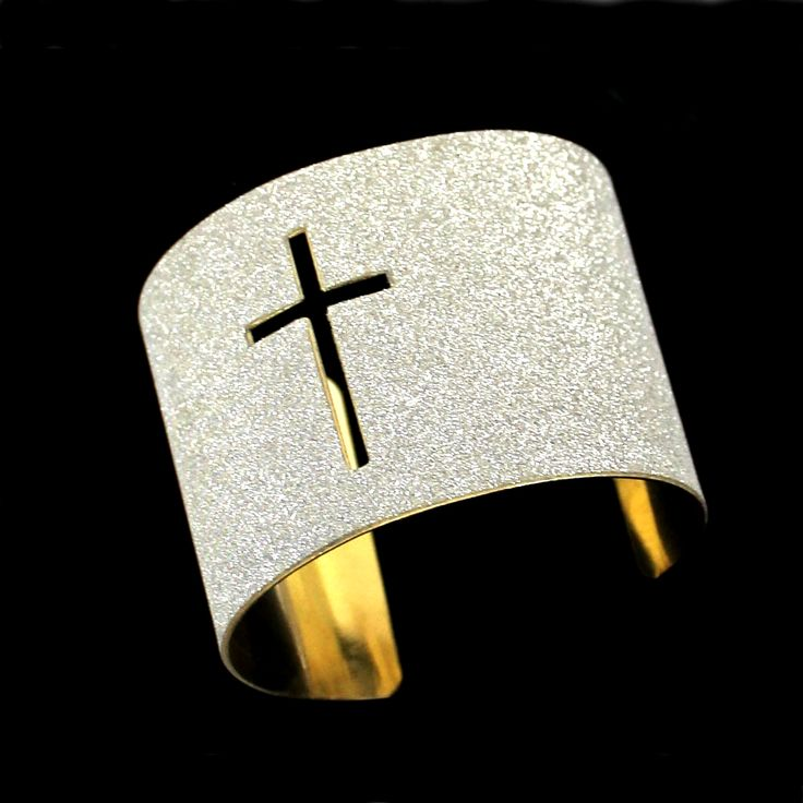 'Amoure' Sparkling silver gravel set on a smooth gold coloured cuff Width: 50mm ONLY 1 AVAILABLE! At VICTORS CROWN ONLINE