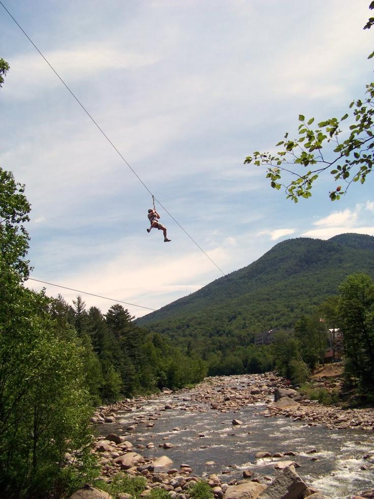 Zipline -- one day