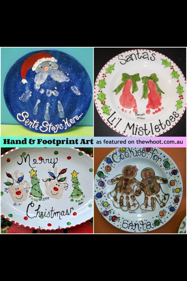 christmas craft gift ideas for kids to make craft ideas make a plate every 8190