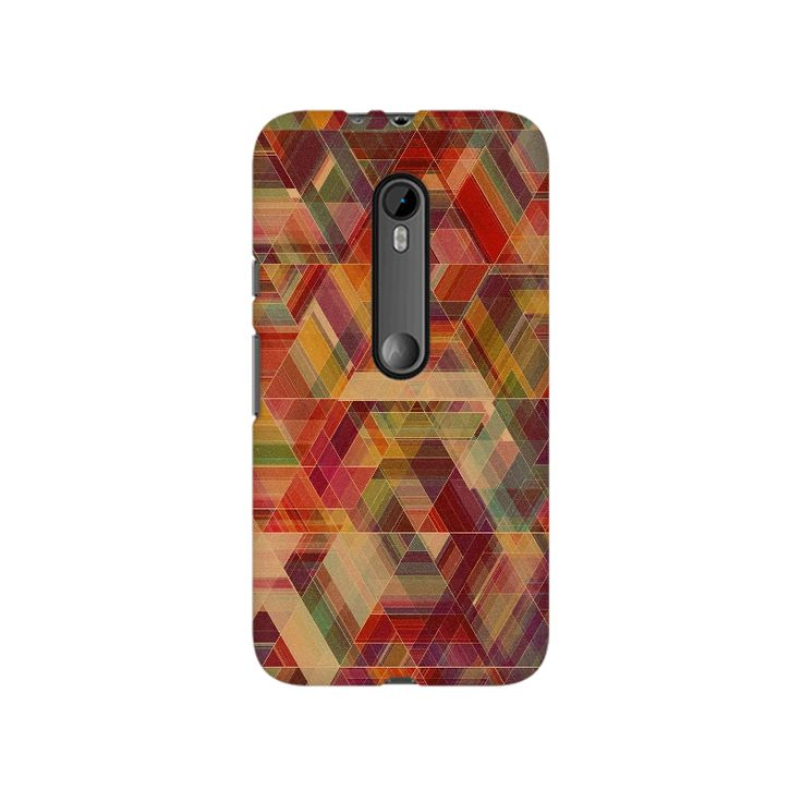 Retro Agstract Wallpaper Moto X Style Mobile Case - ₹449.00 INR