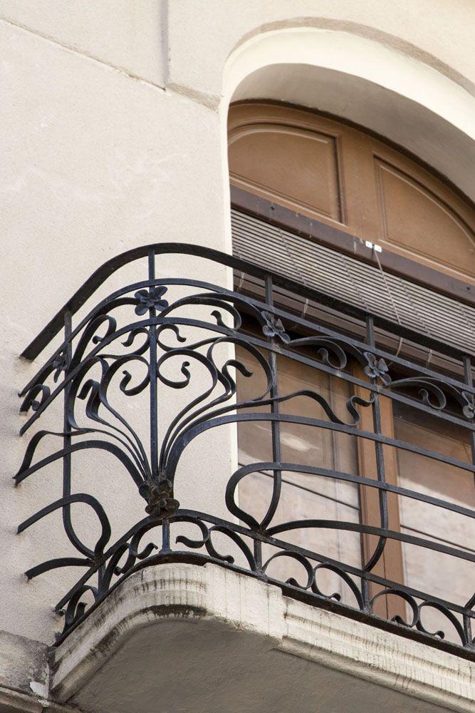 M s de 25 ideas fant sticas sobre barandillas de hierro for Barandillas hierro forjado