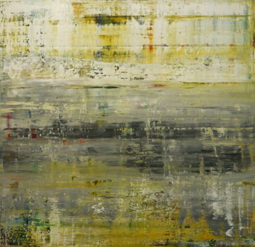 Gerhard Richter. After Cage, 2006: Inspiration, Food For Thoughts, Cages, Contemporary Art, Gerhard Richter, Artists Gerhard, Canvas, Abstract Paintings, Eyeball Paintings