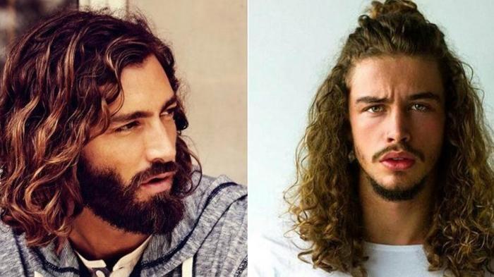 Tren Rambut Curly Pria - Ini 5 Style Potongan Keren yang Bikin Kamu Tampil Maskulin, Bro!