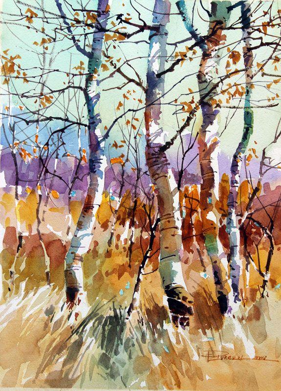 Carl Purcell enseñó pintura y dibujo en el Snow College en Utah durante 30 años. Actualmente está retirado de la universidad, pero es ...