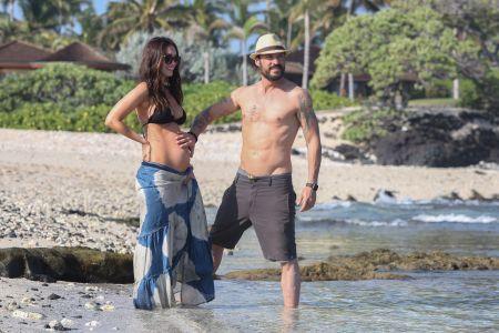 Megan Foks: Zgodna trudnica u bikiniju (FOTO) - Yumama.com