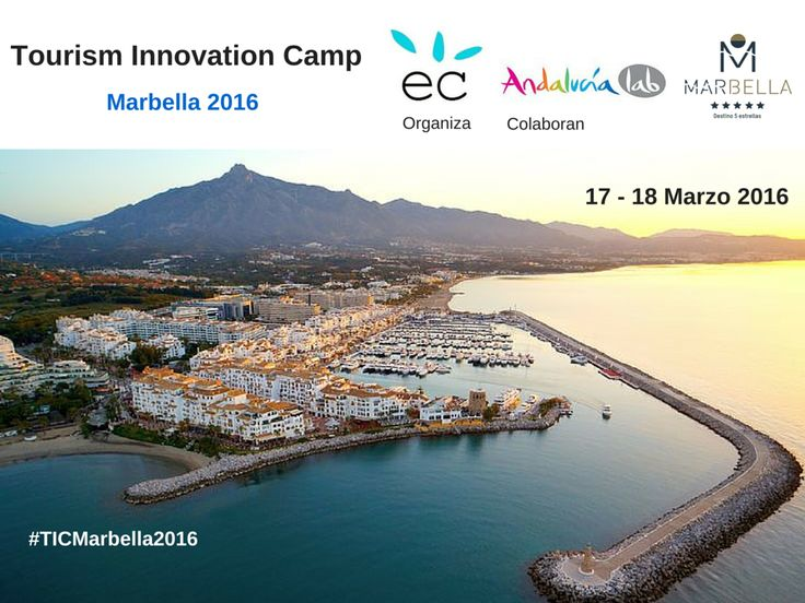 Join the Crowd! Meet the Experts 'Tourism Innovation Camp Marbella 2016' || Une tu expertise y marca la diferencia en el 'Tourism Innovation Camp #Marbella 2016' || más detalles: https://tourisminnovationcampmarbella2016.wordpress.com/