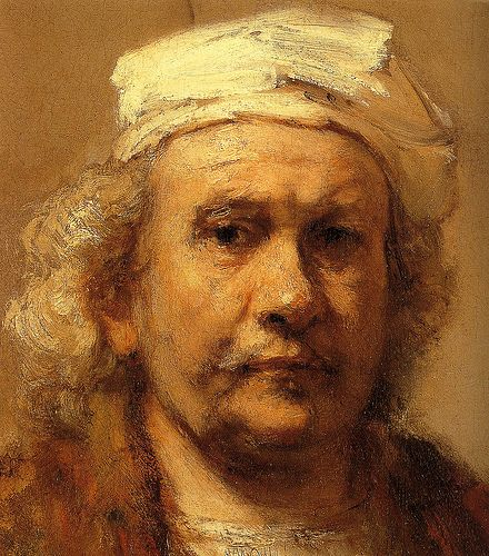 Rembrandt Harmenszoon van Rijn (Dutch:  ( born 15 July 1606 Leiden, Dutch Republic (now Netherlands) – died 4 October 1669 (aged 63) Amsterdam, Dutch Republic was a Dutch painter and etcher. He is generally considered one of the greatest painters and printmakers in European art and the most important in Dutch history.  Movement:Dutch Golden Age Baroque