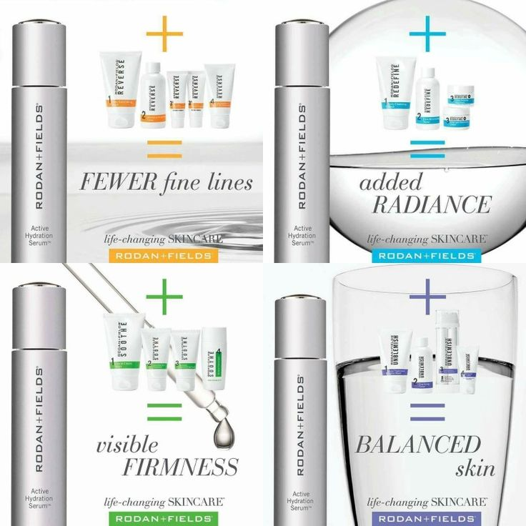 These doctors are amazing! Check out Rodan + Fields newest product! Introducing our NEW Active Hydration Serum!  Our newest innovation in skincare to make your skin not only look younger, but act younger too!  They invented their own molecule to provide the BEST hydration for our skin. Think like 200% increased moisture levels after the first use without feeling greasy, heavy or sticky! And... it totally enhances the results of ANY OF OUR REGIMENS!