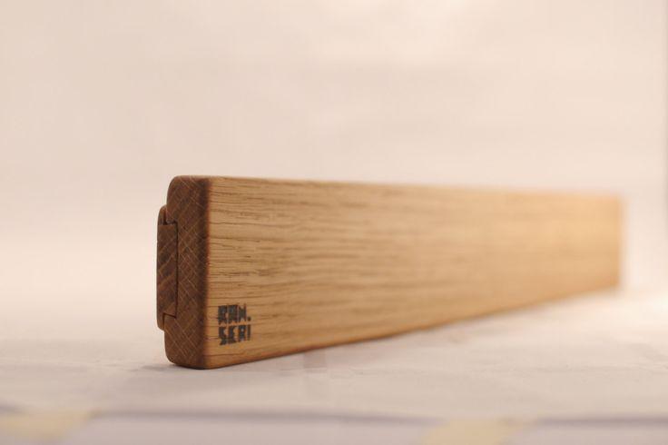 Les 25 meilleures id es concernant porte couteau sur - Porte couteau magnetique ...