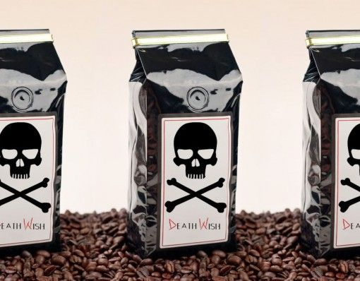 Death Wish Coffee/ Death Wish Coffee Company has produced a seriously strong coffee that tastes amazing! It has double the amount of caffeine as a... http://shopfor20.com/product/death-wish-coffee/