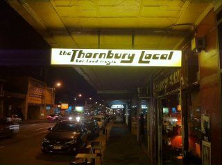 The Thornbury Local has been established for 11 years and is a local favourite amongst all of the restaurants, bars,pubs on High street.