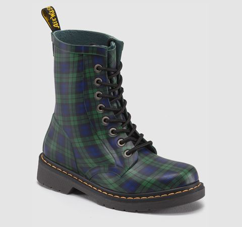 DRENCH - $110 - I'm sorry, are these TARTAN WELLIES FROM DOC MARTIN.  *swoons*