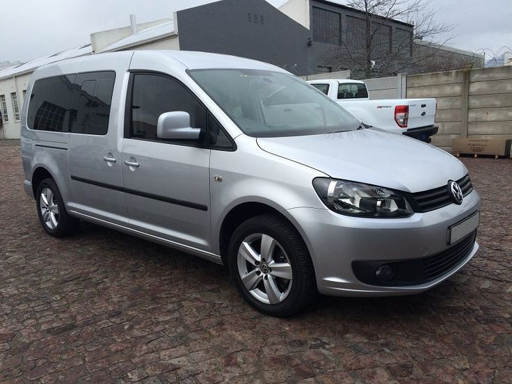 Used Volkswagen Caddy Maxi 2.0 TDi Trend DSG for sale in Western Cape # 1215965…