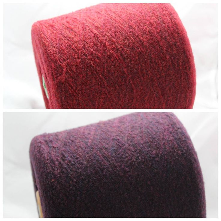 Excited to share the latest addition to my #etsy shop: Lace merino boucle yarn on cone, per 300 gram cone http://etsy.me/2HP0WCs #supplies #weavingtapestry #easter #no #wool #0lace #polyamide #red #knittingyarn