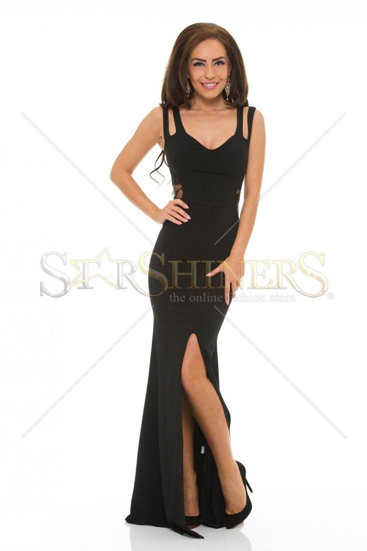 LaDonna After Party Black Dress
