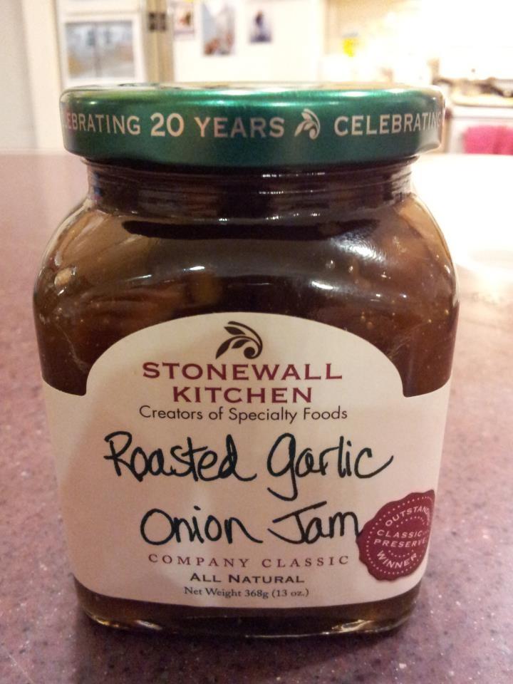 Garlic and Onion jam