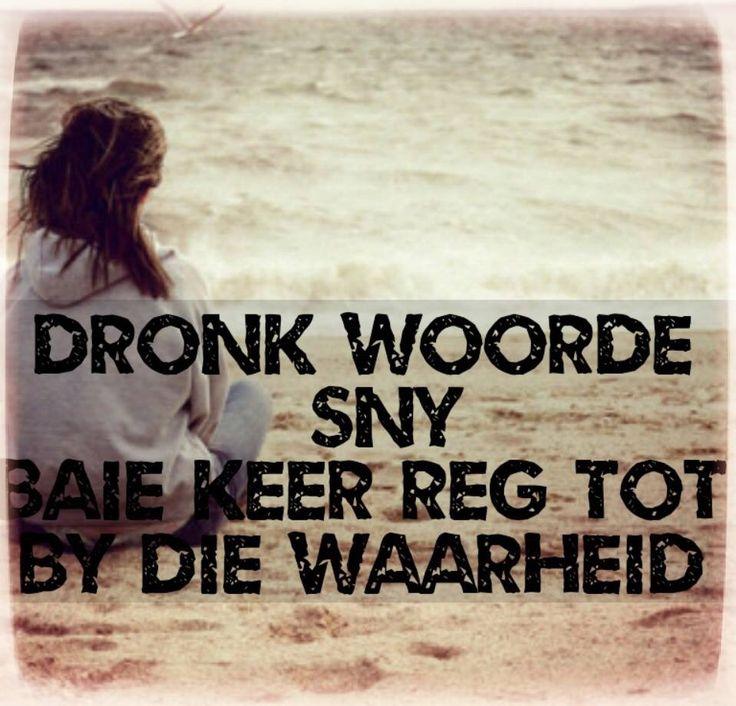 Dronk woorde