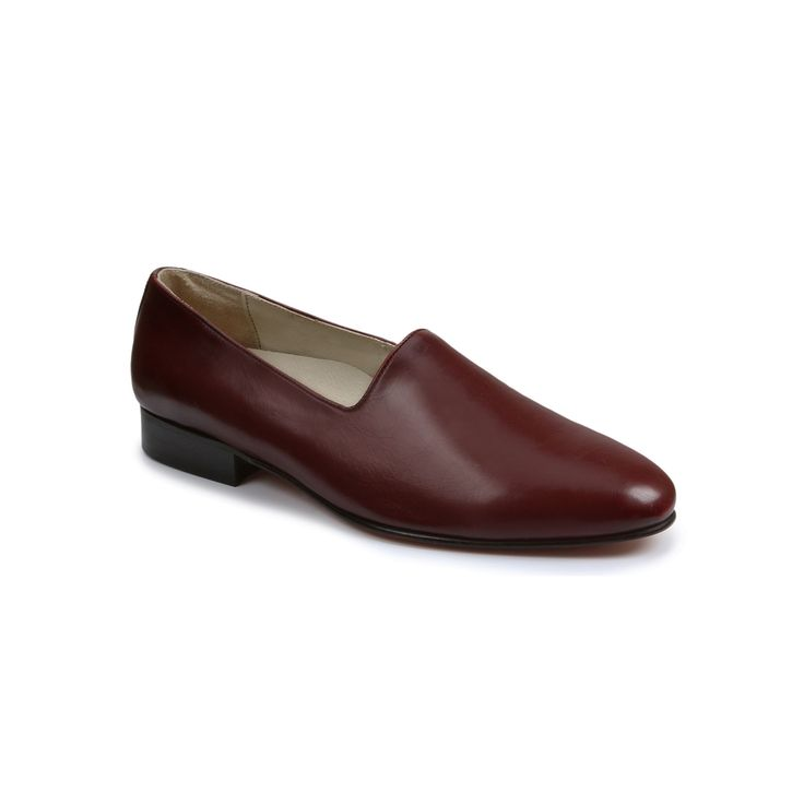 Giorgio Brutini Men's Slip-On Leather Dress Shoes, Size: medium (10.5), Red Other