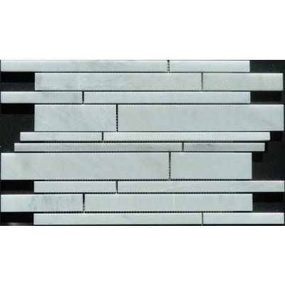 Novecento - Random Novecento Tuscany White Mosaic - DS73RANDMSHD1L - Home Depot Canada