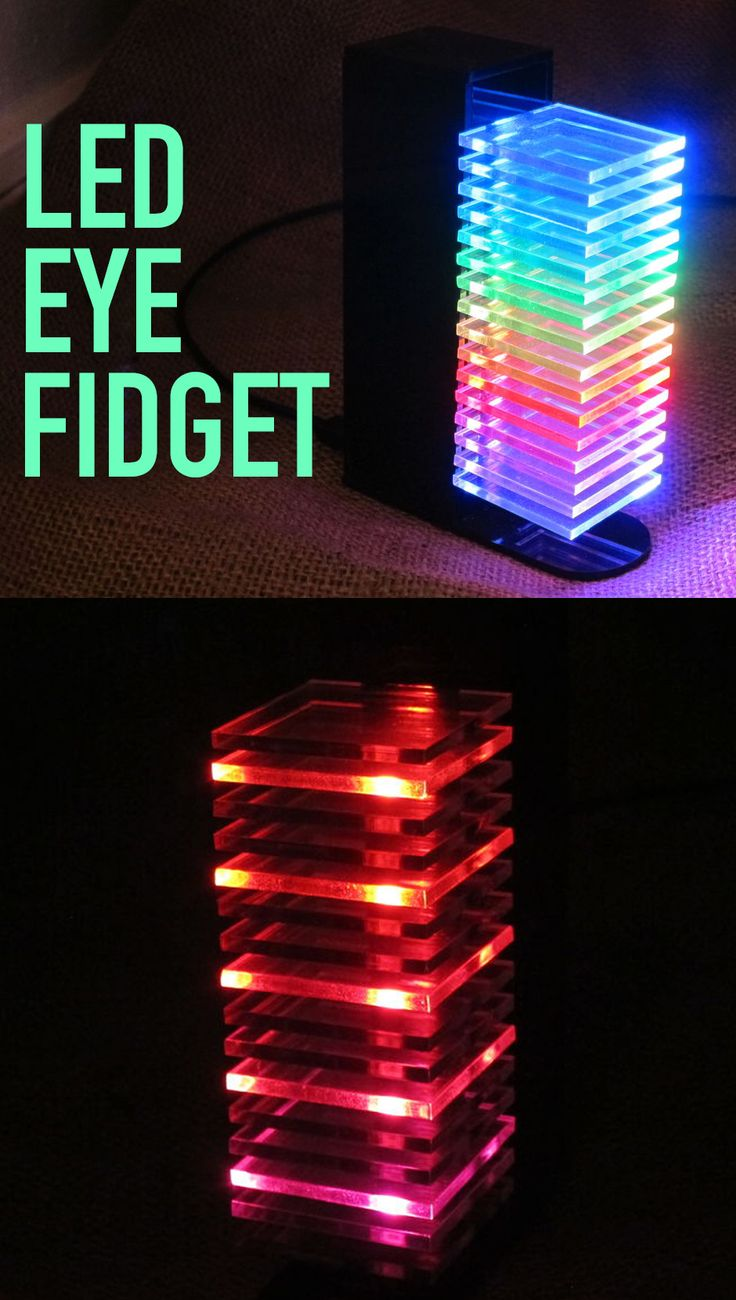 14 Best Things That Flash Images On Pinterest Lighting Arduino Led Lamp Lightings Gt Wholesale Lamps 5mm Leds Just Like The Spinning Hand Fidget Toys Occupy You While Think