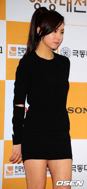 Kdrama actress Shin Se Kyung at the 12th Korean Video Daejun