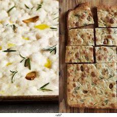 Rosemary Garlic Focaccia Recipe