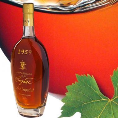 Cadeau malin: Cognac Millésimé
