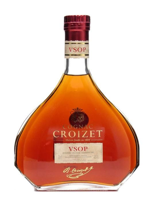 Croizet VSOP Cognac : Buy Online - The Whisky Exchange