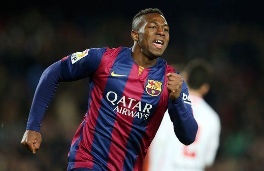 El futuro del Barça se cita en el Camp Nou: Adama se estrena como goleador