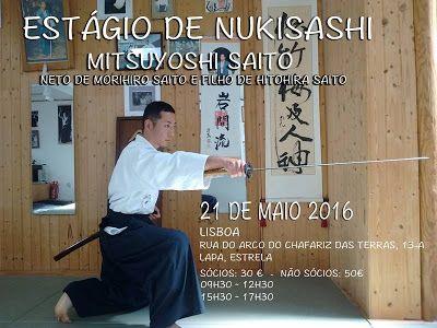 Aikido  Mendoza Iwama : Seminario Mitsuyoshi Saito sensei!!