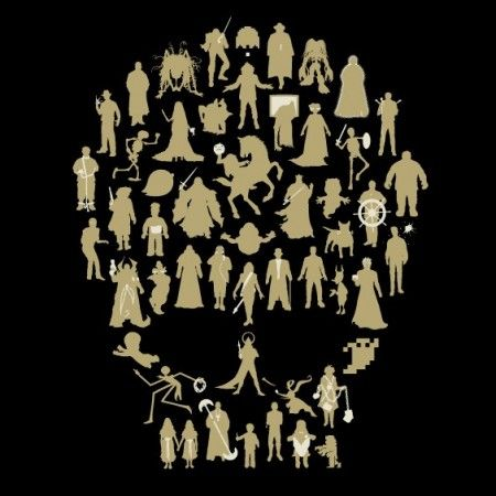 51 Icons of the Undead
