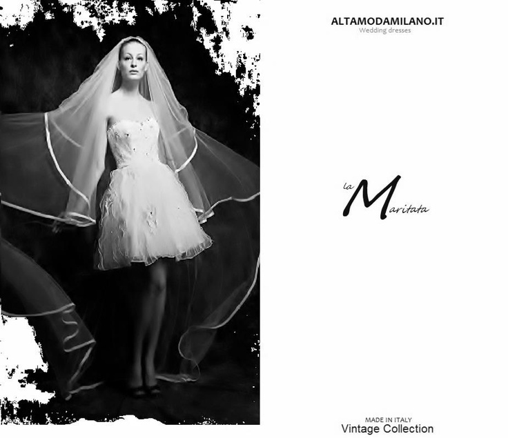 All bridal gowns collections made in ALTAMODAMILANO.IT balances femininity and romanticism with the sophistication that is synonymous with the brand. Introducing surprising textures with beautiful silhouettes like fabrics adorned with glass, nacre and mother of pearl alongside rich metallic threads.  Together the gowns recreate a summer soiree, perfectly encapsulating the romance and light of an evening garden affair.TEL (39) 0276013113